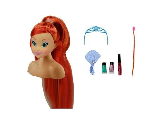 Кукла Winx 05601200IW Кукла Голова для создания причесок - купить Кукла Винкс в интернет-магазине техники RBT.ru. Цены, отзывы,х