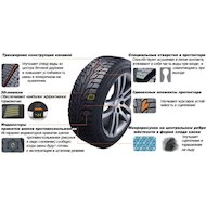 Фото Шина Hankook Winter i*Pike RS W419 205/60 R15 TL 91T шип