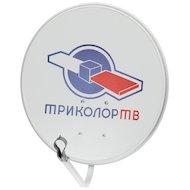 Фото Спутниковое ТВ Триколор - Антенна спутниковая с кронштейном в комплекте