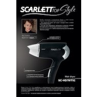 Фото Фены Scarlett SC-HD70IT02