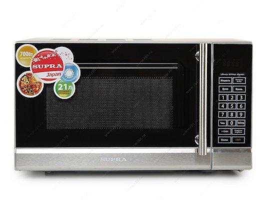 Микроволновая печь SUPRA MWS-2129 SS