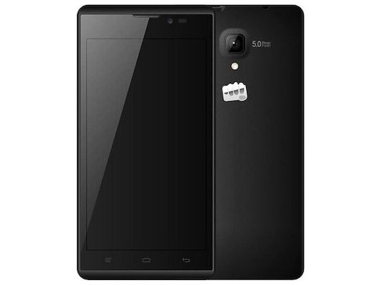 Смартфон Micromax D340 BOLT Black