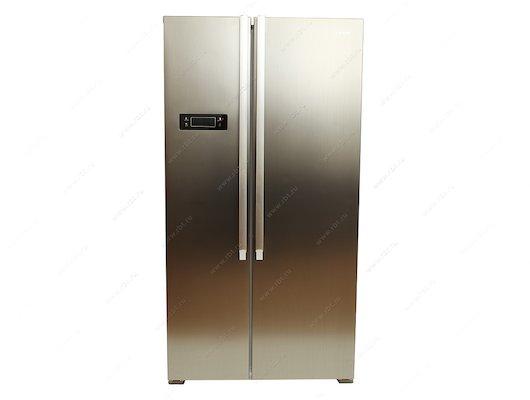 Холодильник LERAN SBS 302 IX