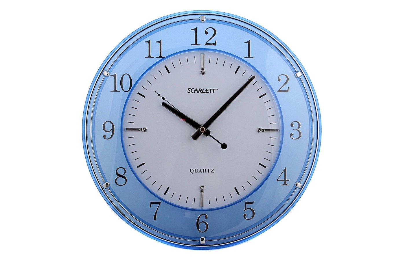 Часы настенные Scarlett 55DE