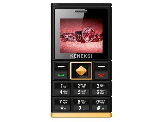 Мобильный телефон KENEKSI ART Black