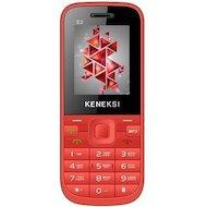 Фото Мобильный телефон KENEKSI E2 Red
