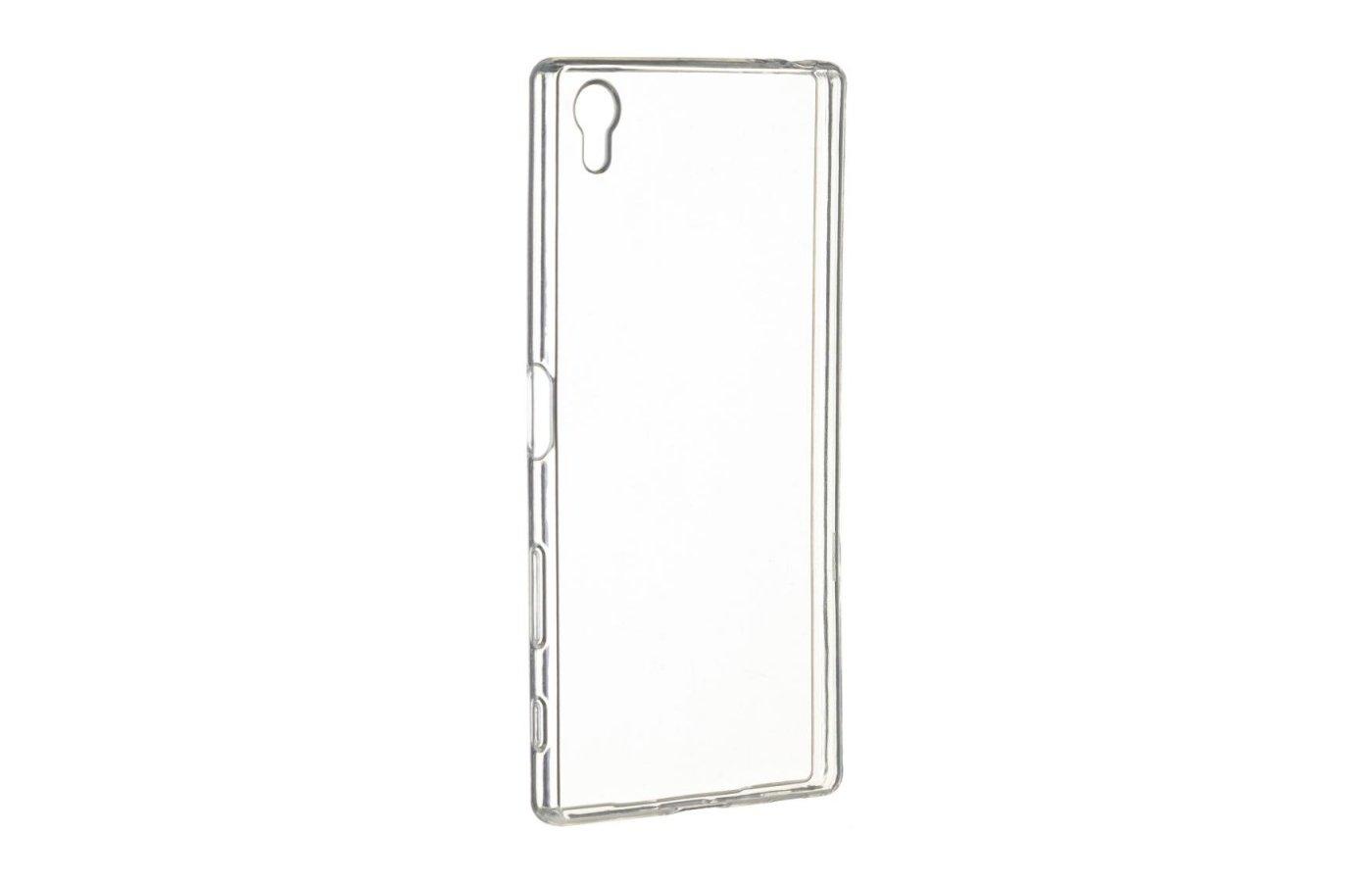 Чехол iBox Crystal для Sony Xperia Z5 Premium прозрачный