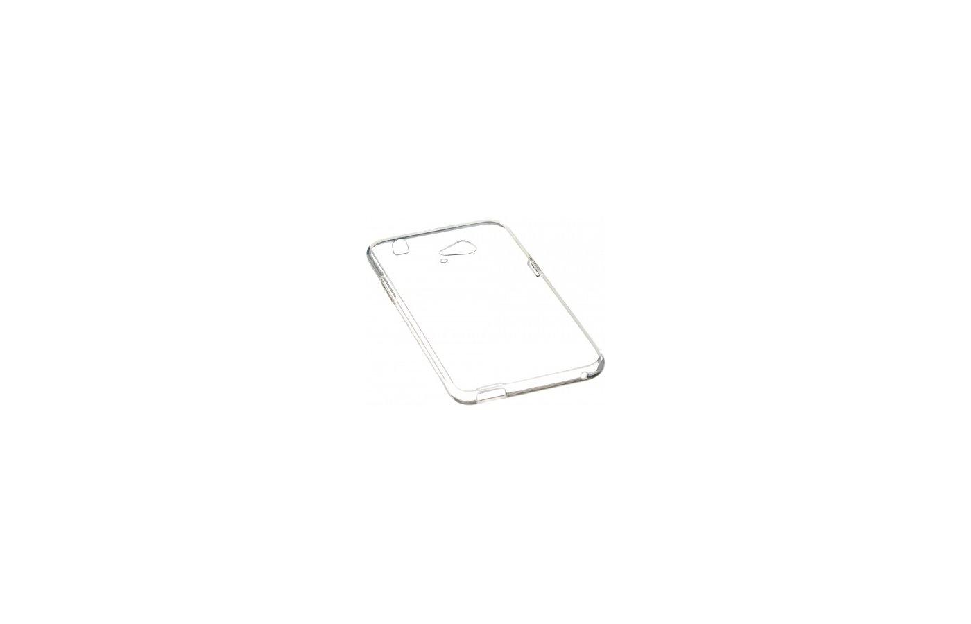 Чехол iBox Crystal для ZTE Blade L4 Pro прозрачный