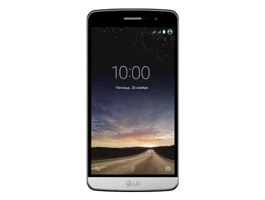 Смартфон LG Ray X190 black silver