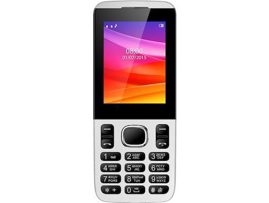 Мобильный телефон Vertex D503 белый