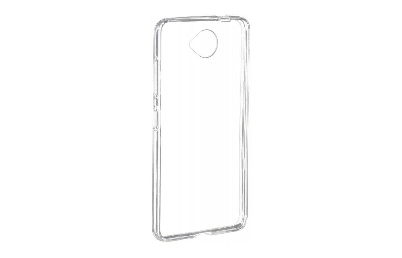 Чехол iBox Crystal для Microsoft Lumia 650 прозрачный