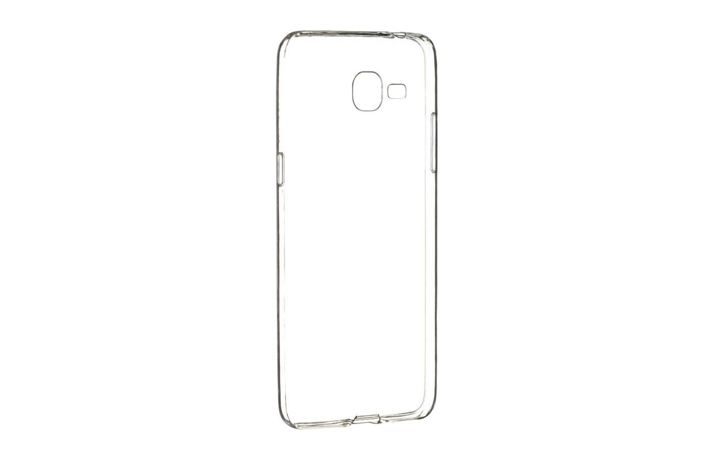 Чехол iBox Crystal для Samsung Galaxy A3 (2016) SM-A310 прозрачный