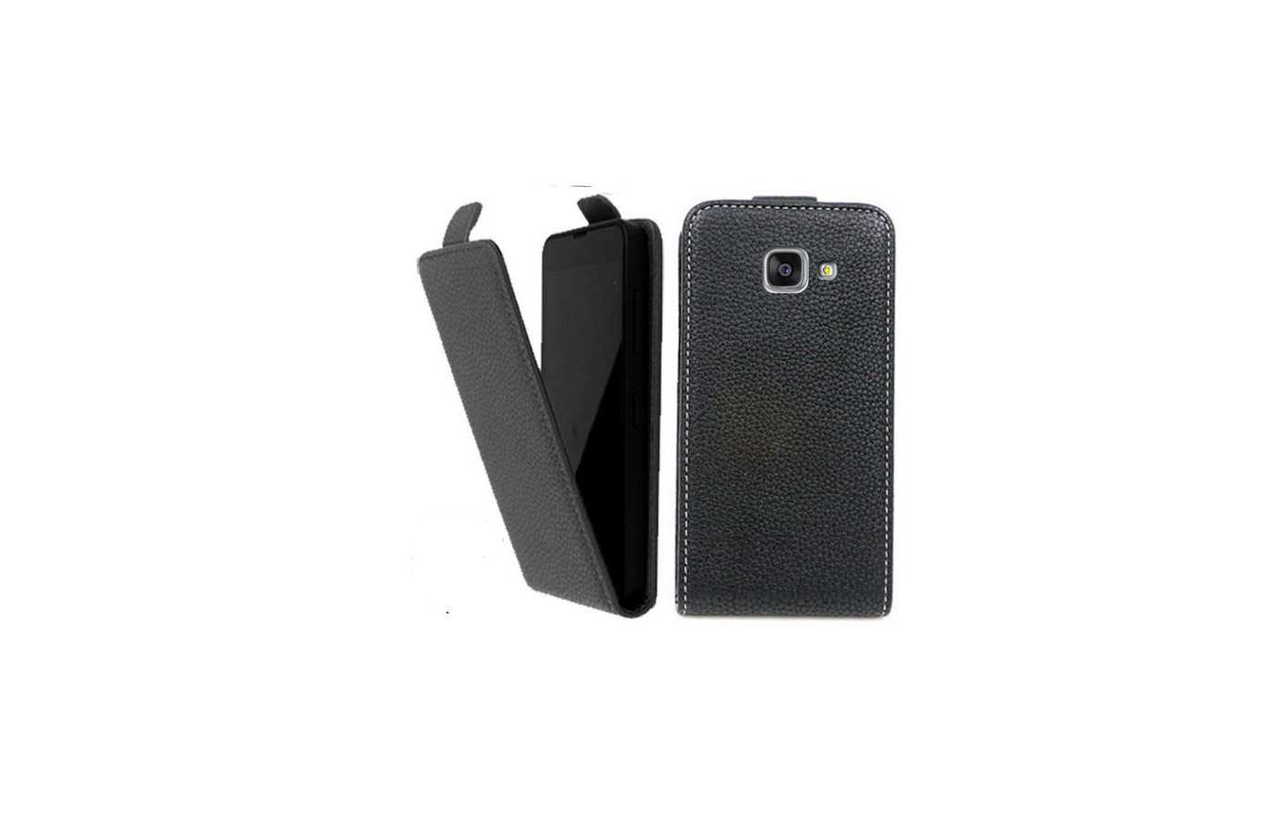 Чехол iBox Premium для Samsung Galaxy A5 (2016) SM-A510 черный