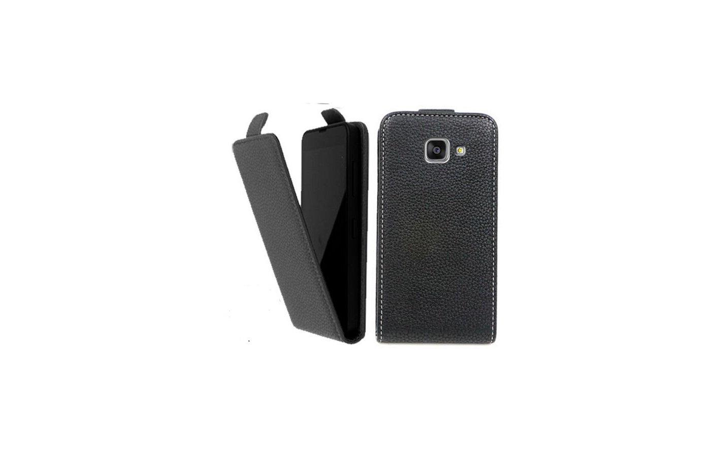 Чехол iBox Premium для Samsung Galaxy A7 (2016) SM-A710 черный