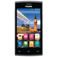 Смартфон PHILIPS S307 Black Yellow