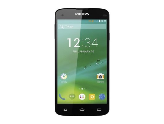Смартфон Philips I908 black