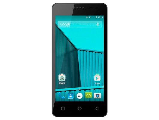 Смартфон SENSEIT E400 синий