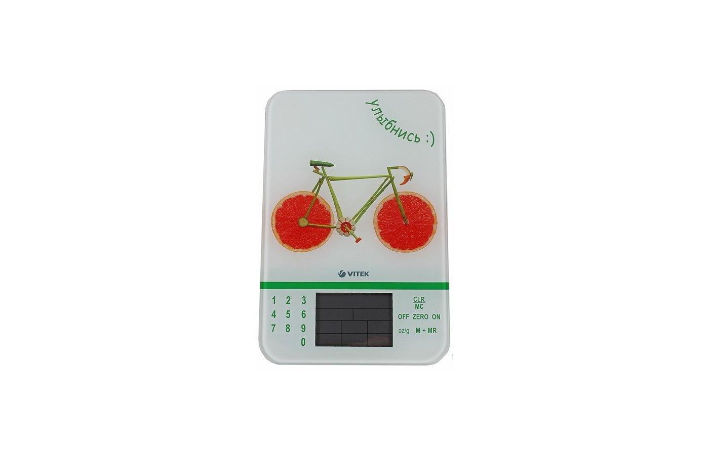 Весы кухонные VITEK VT-2413 W