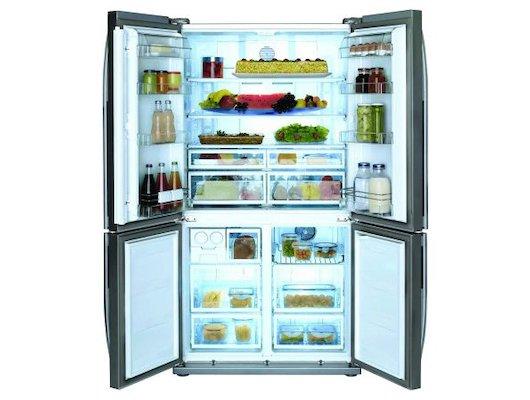 Холодильник BEKOGNE 114610 FX