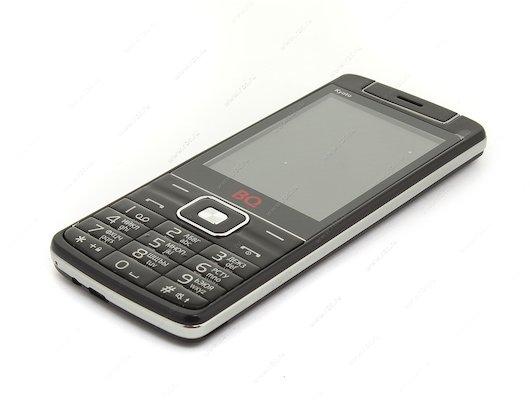 Мобильный телефон BQ BQM-2802 Kyoto Black