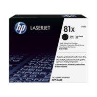 Фото Картридж лазерный HP 81X CF281X черный для LaserJet Pro MFP M630dn/f/h/z (25000стр.)