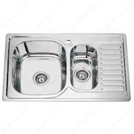 Кухонная мойка Accoona 25078В глянец