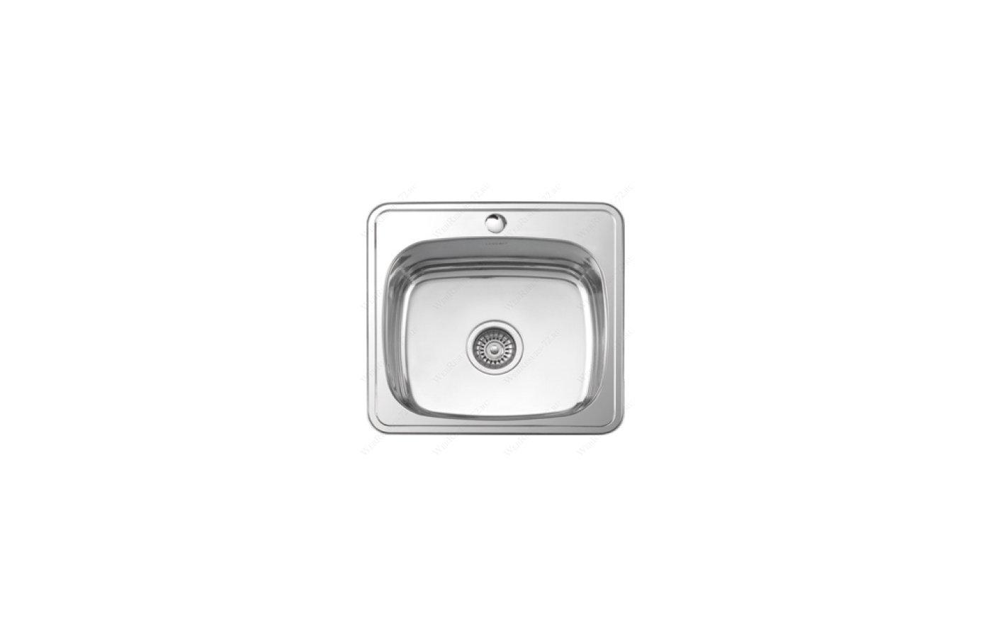 Кухонная мойка Accoona 24848 глянец