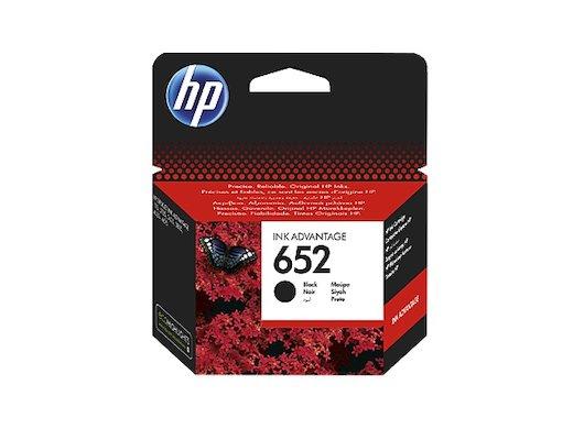 Картридж струйный HP 652 F6V25AE черный для HP DJ IA 1115/2135/3635/4535/3835/4675 (360стр.)