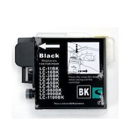 Картридж струйный Brother LC1100 чёрный для DCP-385C, MFC-250C, MFC-990CW, DCP-6690CW (450 стр.)