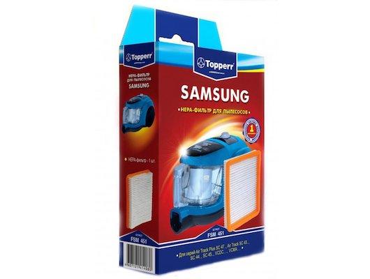 Фильтр для пылесоса TOPPERR FSM 451 HEPA фильтр для пылесосов 1147