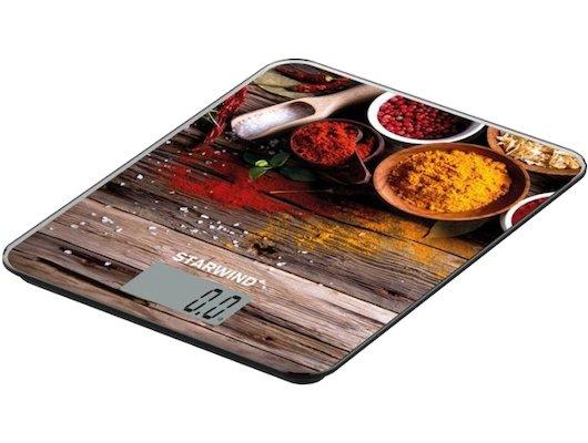 Весы кухонные StarWind SSK 3358