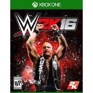Фото WWE 2K16 (Xbox One русская документация)