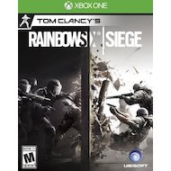 Tom Clancys Rainbow Six: Осада (Xbox One русская версия)
