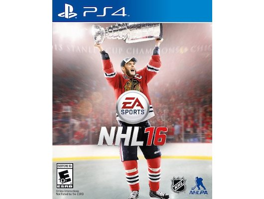 NHL 16 (PS4 русские субтитры)
