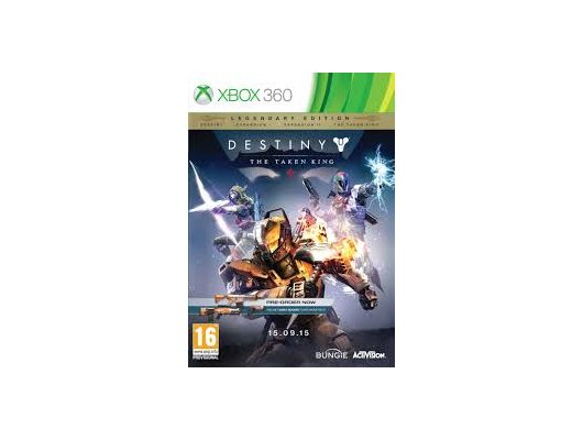 Destiny: The Taken King Legendary Edition (Xbox 360 английская версия)