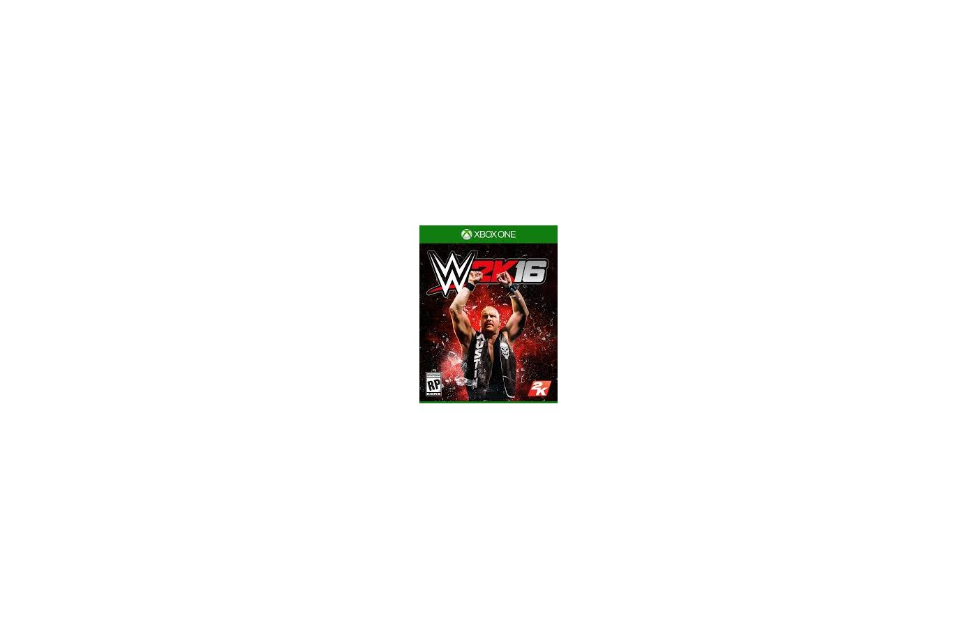 WWE 2K16 (Xbox One русская документация)