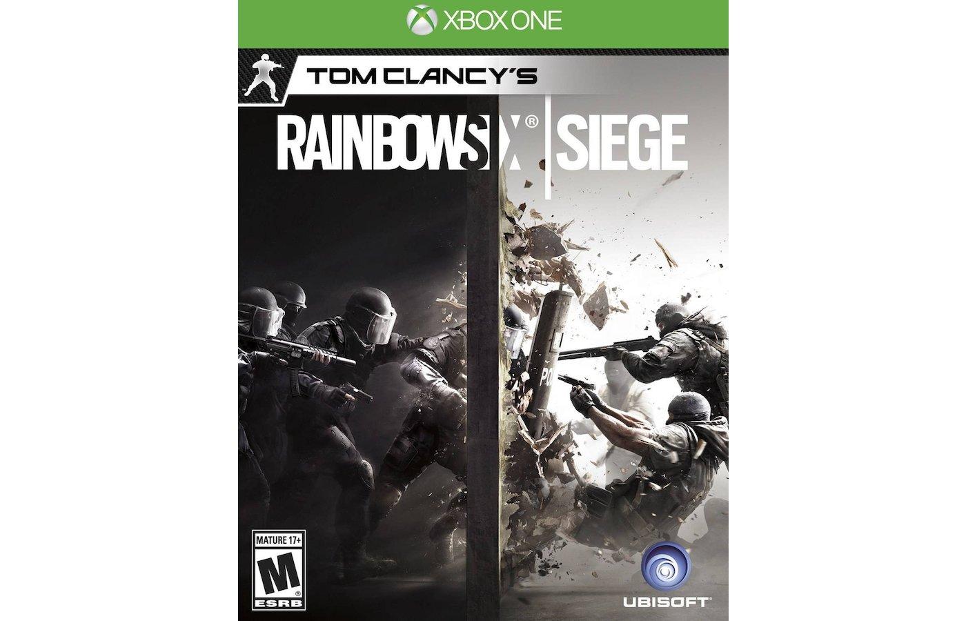 Tom Clancys Rainbow Six: Осада (Xbox One русская версия)