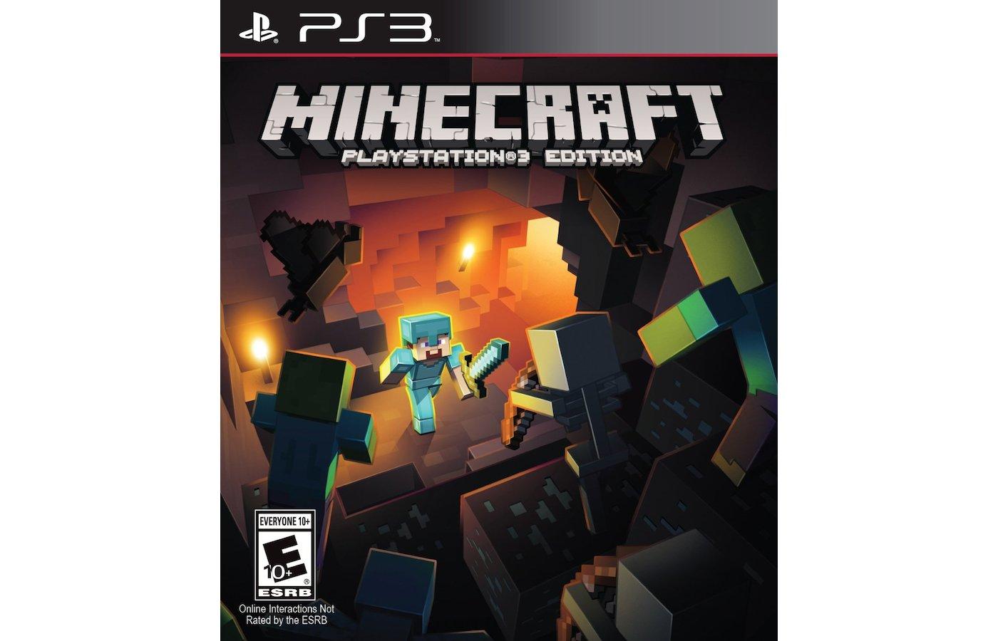 Minecraft. Playstation 3 Edition (PS3 русская версия)