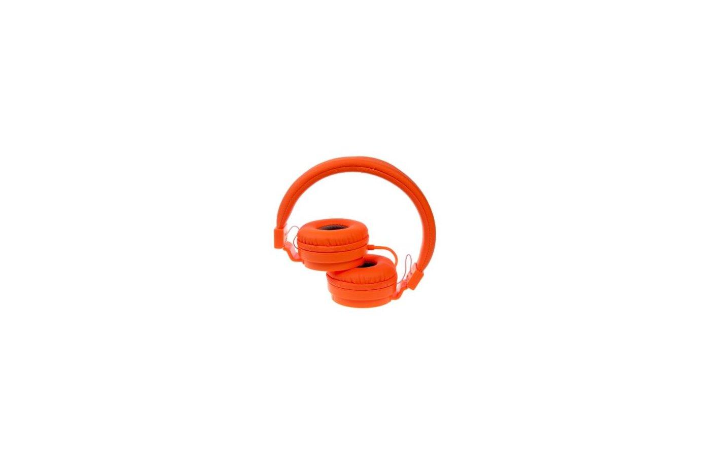 Наушники накладные  Partner Orange оранжевый
