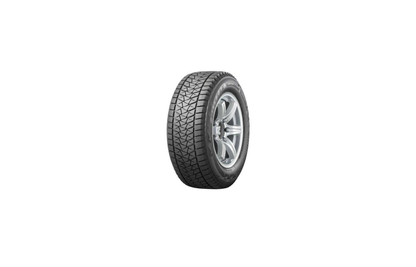 Шина Bridgestone Blizzak DM-V2 265/60 R18 TL 110R