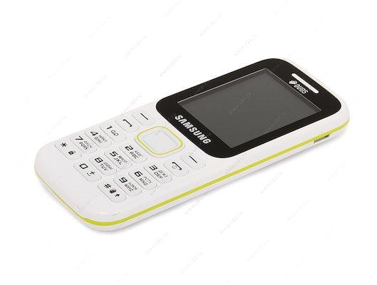 Мобильный телефон Samsung SM-B310E white