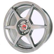 Фото Диск Ё-wheels E08 6x15/4x100 D54.1 ET48 S