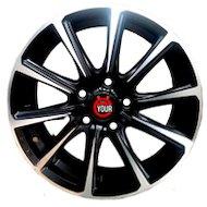 Фото Диск Ё-wheels E20 7x17/5x114.3 D60.1 ET45 MBF