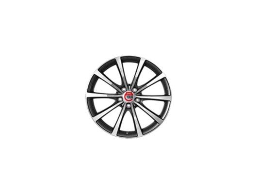 Диск Ё-wheels E07 6x15/5x100 D57.1 ET39 GMF