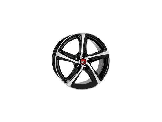 Диск Ё-wheels E09 5.5x14/4x98 D58.6 ET38 MBF