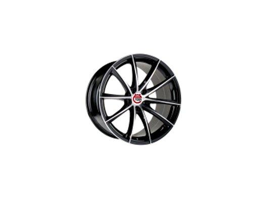 Диск Ё-wheels E16 6x15/4x100 D60.1 ET43 BKF