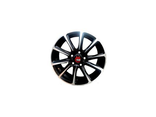 Диск Ё-wheels E20 6x15/5x112 D57.1 ET47 MBF