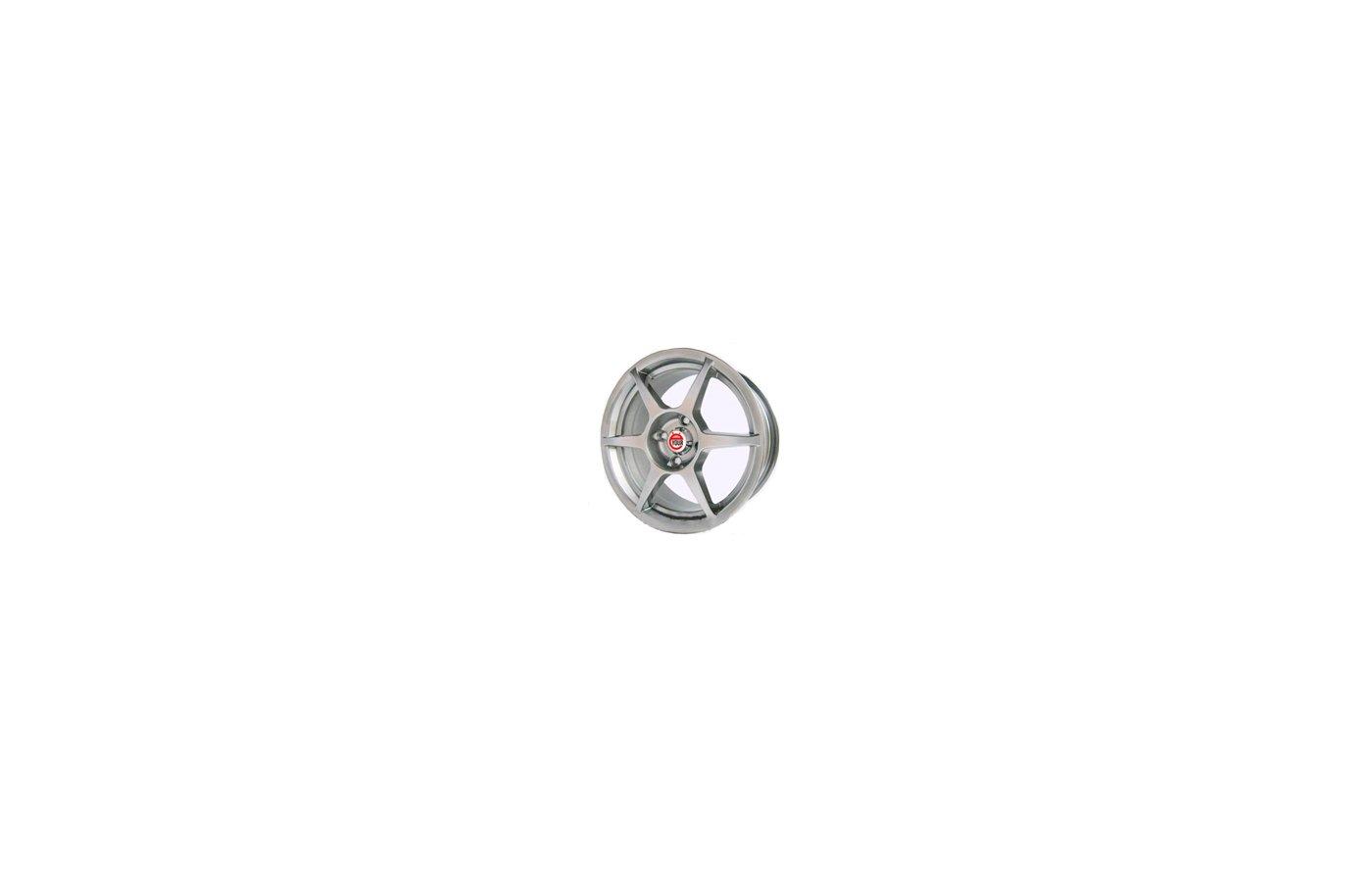 Диск Ё-wheels E08 5.5x14/4x100 D60.1 ET43 S