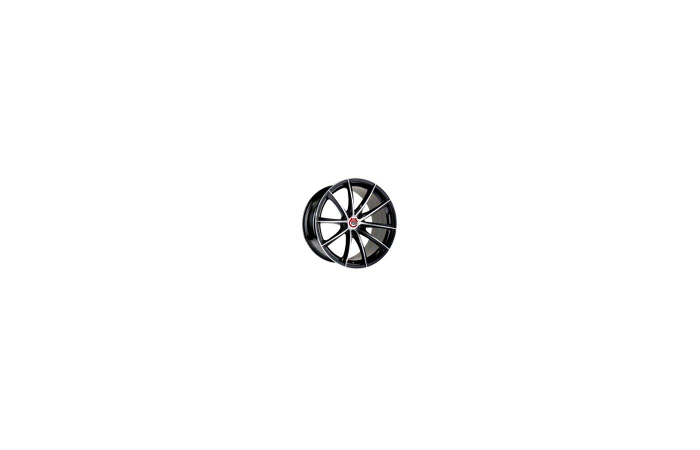 Диск Ё-wheels E16 5.5x14/4x98 D58.6 ET35 BKF