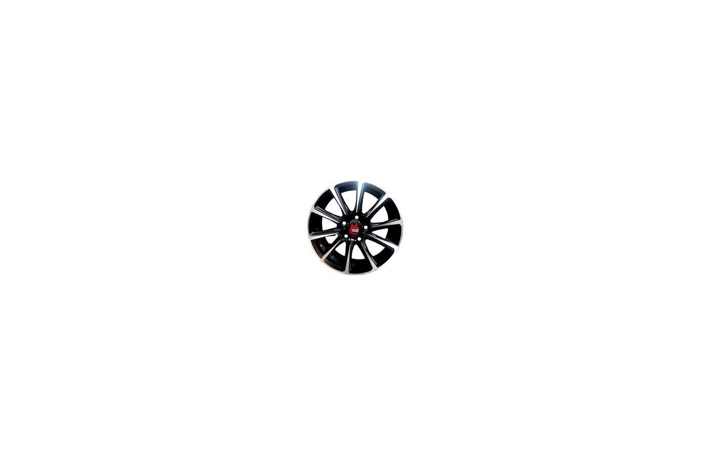 Диск Ё-wheels E20 7x17/5x114.3 D60.1 ET45 MBF